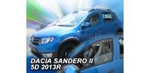 Ofuky oken Dacia Sandero/Stepway II 2013-2018