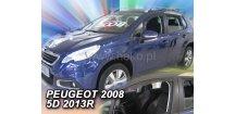 Ofuky oken Peugeot 2008 2013-2018