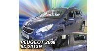 Ofuky oken Peugeot 2008 2013-2018 (+zadní)