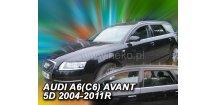 Ofuky oken Audi A6 C6 2005-2011 (+zadní) Avant