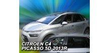 Ofuky oken Citroen C4 Picasso II 2013-2018 (+zadní)