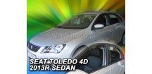 Ofuky oken Seat Toledo IV 2012-2018 (+zadní)