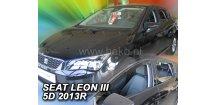 Ofuky oken Seat Leon III 2012-2018 (+zadní) htb