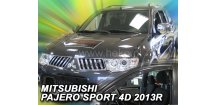 Ofuky oken Mitsubishi Pajero Sport 2013-2016
