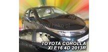 Ofuky oken Toyota Corolla E18 2013-2018 (+zadní)