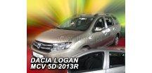 Ofuky oken Dacia Logan II 2013-2017 (+zadní) MCV