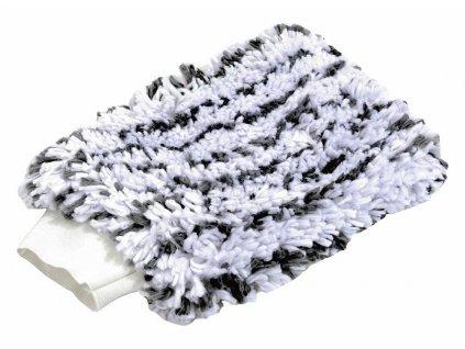 Mycí rukavice z jemné bavlny