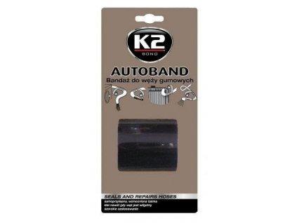 Páska na opravu tlakových hadic AUTOBAND 5 x 300 cm - K2