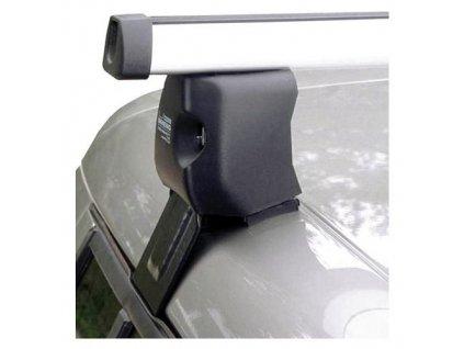 Střešní nosiče Škoda Octavia II 2004-2012 krátká htb (na holou střechu) • ALU • Diheng