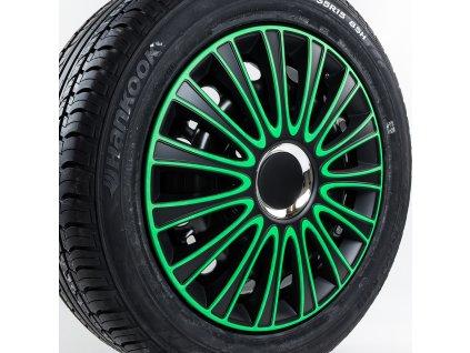 11890 poklice na kola lemans green 16 4 ks