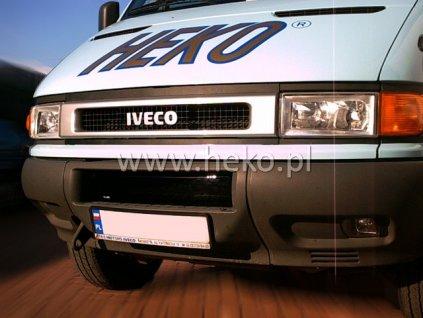 Zimní clona Iveco Turbo Daily III 2000-2006
