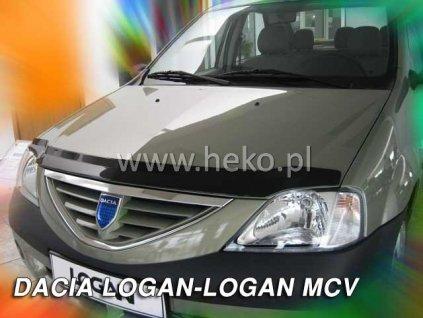 Deflektor kapoty Dacia Logan 2004-2012 Sedan