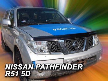 Deflektor kapoty Nissan Pathfinder 2005-2010