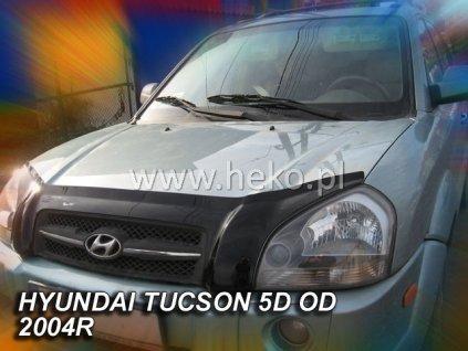 Deflektor kapoty Hyundai Tucson 2004-2010