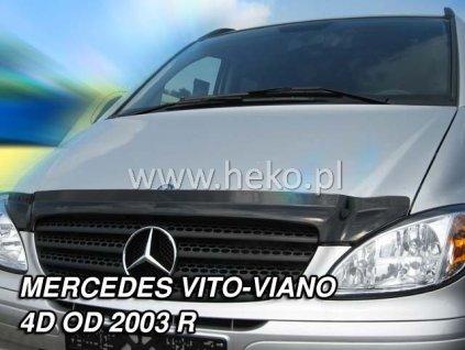 Deflektor kapoty Mercedes Vito/Viano W639 2003-2014