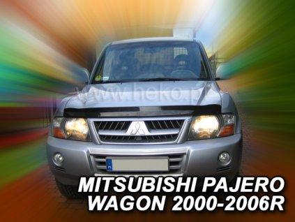 Deflektor kapoty Mitsubishi Pajero Wagon 2000-2006