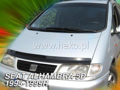 Deflektor kapoty Seat Alhambra 1996-2000