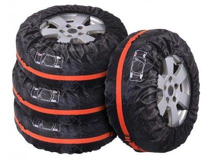 """Návlek na pneu • pro 13"""" - 16"""" kola • v sadě 4 ks"""