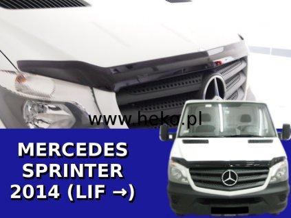 Deflektor kapoty Mercedes Sprinter 2014-2019