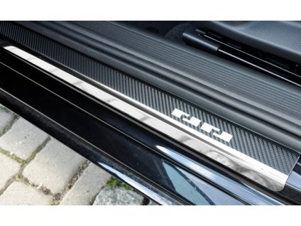17116 prahove listy honda civic ix 2012 2016 hatchback combi nerez s karbonem