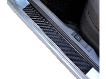18766 prahove listy chevrolet trax 2013 2020 karbonova folie