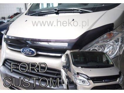 Deflektor kapoty Ford Custom Transit 2012-2017