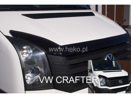 Deflektor kapoty VW Crafter 2006-2017