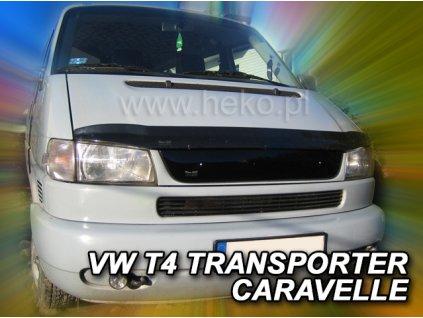 Zimní clona VW T4 Transporter 1998-2002 (šikmá světla)