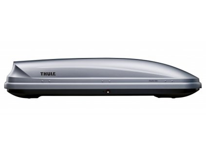 stresni box thule pacific 600 stribrny aeroskin 1