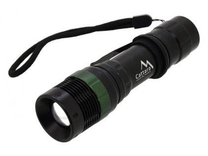 Kapesní LED svítilna • 150 lm • ZOOM