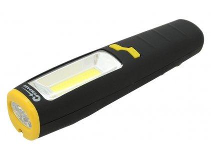 Svítilna montážní LED • 15/200 lm • 3x AA