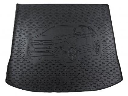 30018 vana do kufru ford edge 2016 2020 gumova