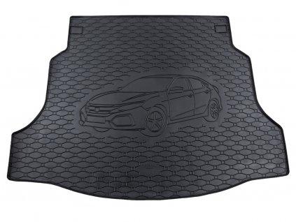 30261 3 vana do kufru honda civic x 2017 2020 hatchback gumova