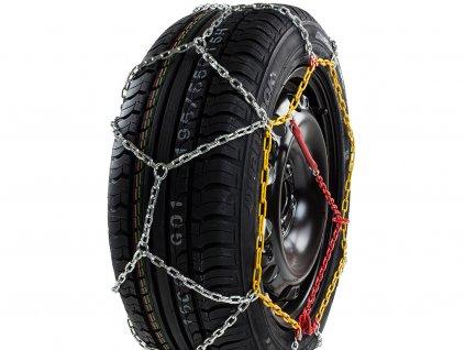 Sněhové řetězy Compass SUV-VAN vel.210 175/75 R14
