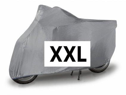 Ochranná plachta motocyklu vel.XXL 294x105x127 cm • 100% voděodolná