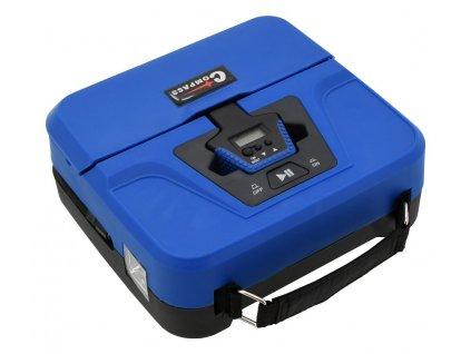 Kompresor 12V BOX digitální • 3 v 1