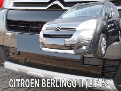Zimní clona Citroen Berlingo FL II 2015-2018 • dolní