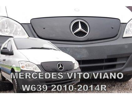 Zimní clona Mercedes Vito W639 FL 2010-2014