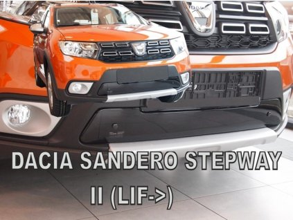 Zimní clona Dacia Sandero Stepway II FL 2017-2020