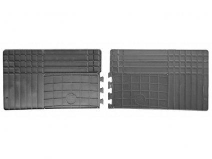 Gumové autokoberce univerzální • 1400x430 mm