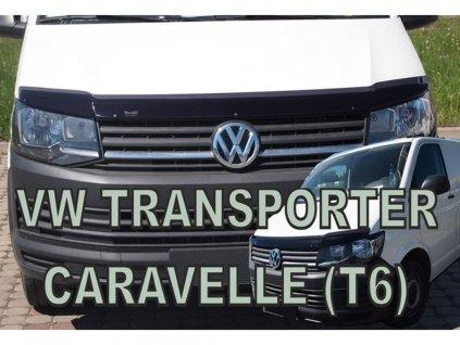 Deflektor kapoty VW T6 Transporter 2015-