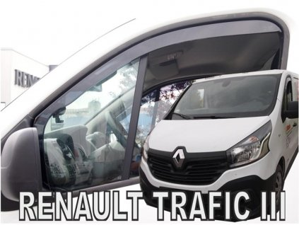 Ofuky oken Renault Trafic III 2014-2020 • dlouhé