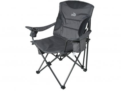 Kempingová židle MERIT XXL  • skládací • 101 cm
