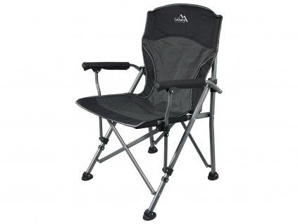 Kempingová židle MERIT XXL  • skládací • 95 cm