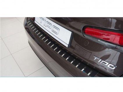43755 kryt prahu patych dveri fiat tipo 2016 2020 hatchback nerez s karbonem