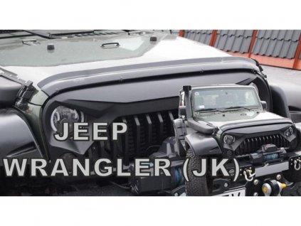 Deflektor kapoty Jeep Wrangler JK 2007-2018