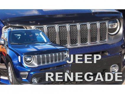 Deflektor kapoty Jeep Renegade 2014-2020