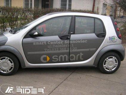 496 bocni listy dveri smart forfour 2004 2006