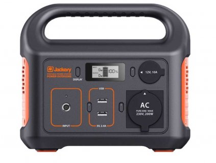 Powerbanka Jackery Explorer 250 • 71400 mAh