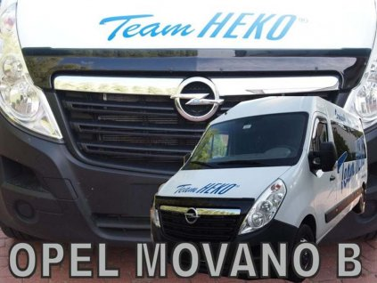 Deflektor kapoty Opel Movano B 2010-2019